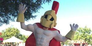 Stanislaus's beloved mascot
